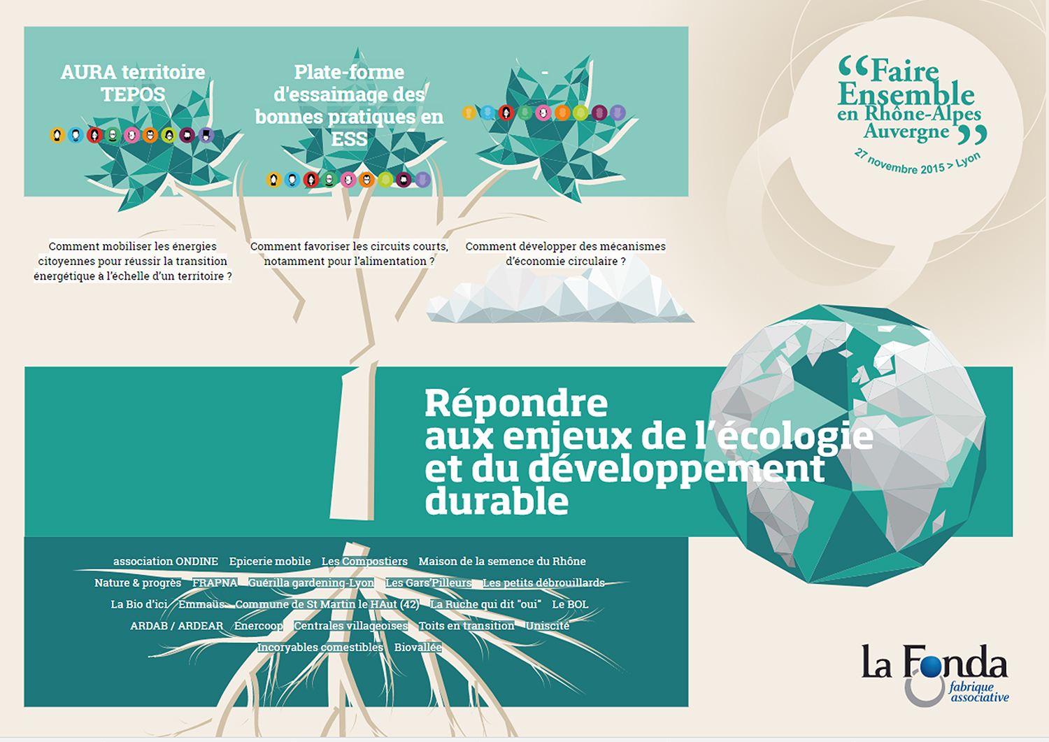 Faire ensemble RAA_Université_Arbre-solution Développement durable