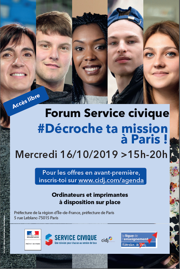 forum service civique