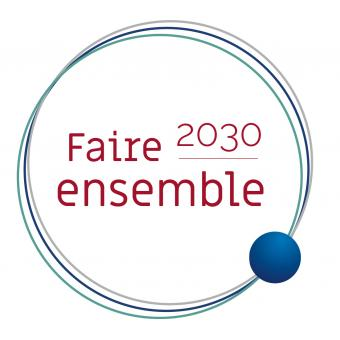 Faire Ensemble 2030 Logo