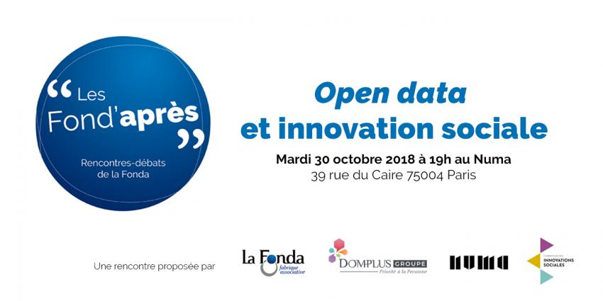 Open data et innovation sociale